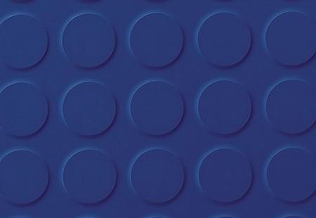 SaarFloor Noppe Stud Tile - Cobalt 19